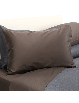 CALVIN KLEIN HOME Etched Bark pillowcase
