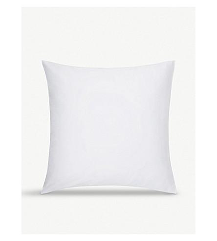 CALVIN KLEIN 缎坊枕套 65x65 (白色