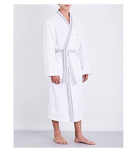 CALVIN KLEIN 海滨浴袍 (白色