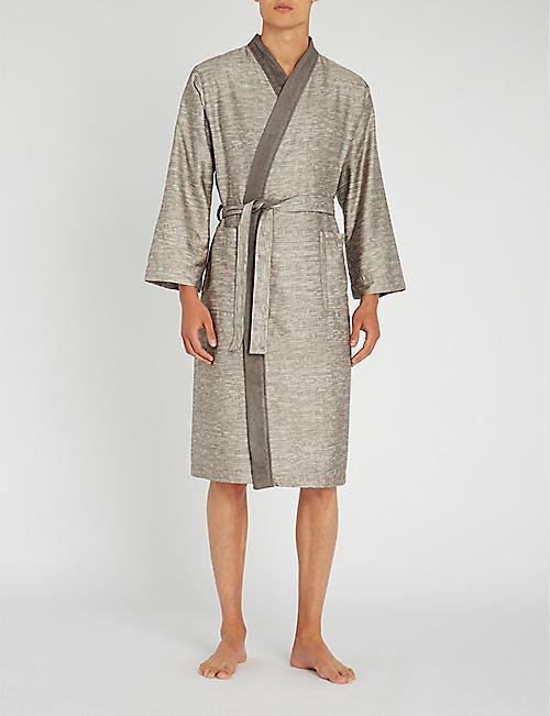 CALVIN KLEIN - Nightwear & loungewear - Clothing - Mens - Selfridges ...