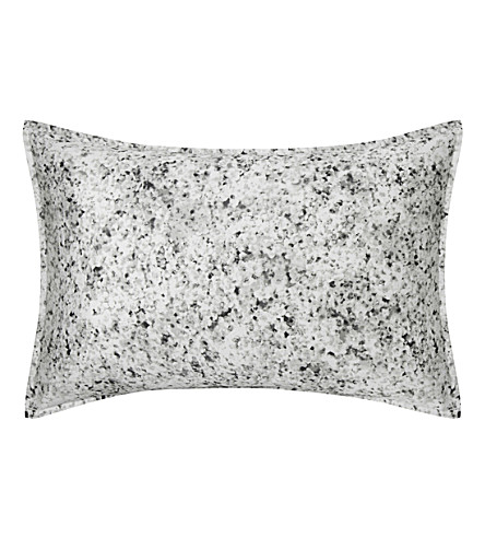 CALVIN KLEIN Nocturnal blossoms cushion cover (Grey