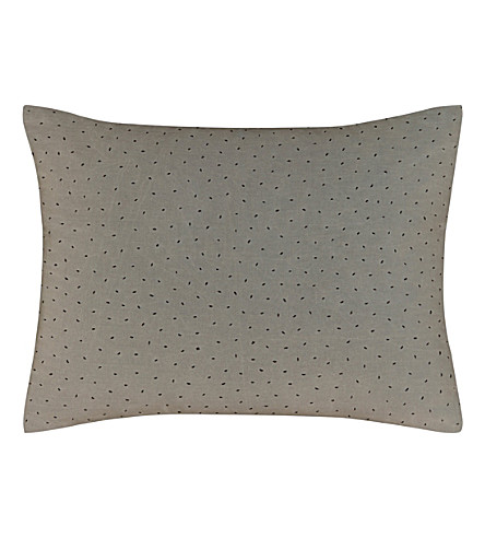 CALVIN KLEIN Nocturnal dash decorative cushion (Grey