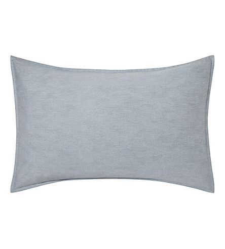 CALVIN KLEIN Caspian kura standard pillowcase (Grey