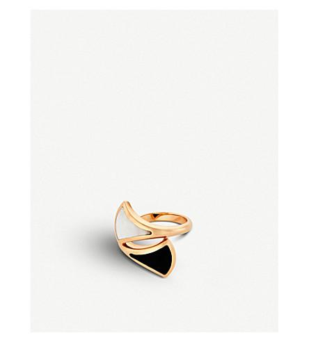 BVLGARI 女天后的梦18kt 粉红色金戒指