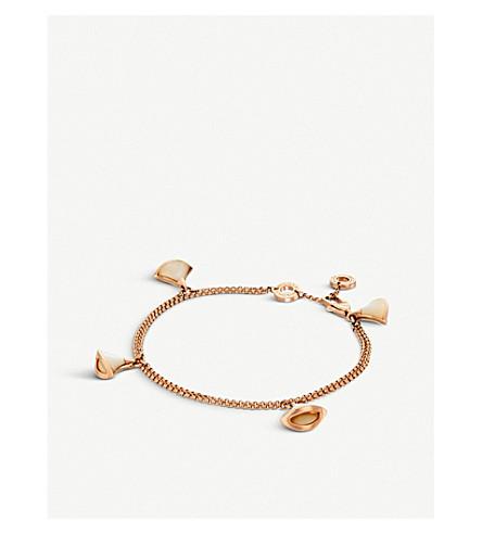 BVLGARI Divas' Dream 18kt pink-gold bracelet