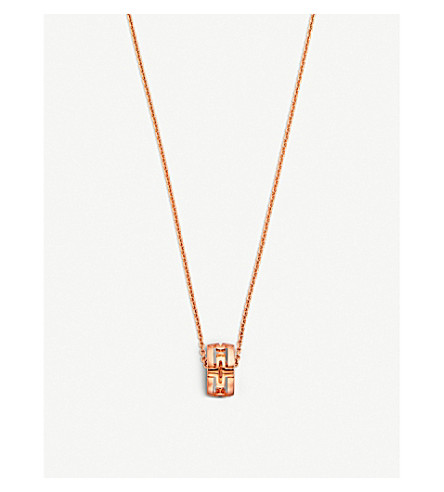 BVLGARI Parentesi 18kt yellow-gold necklace