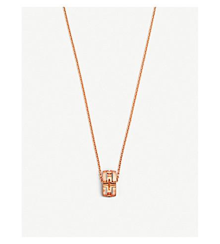 BVLGARI Parentesi 18kt yellow-gold necklace