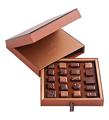 LA MAISON DU CHOCOLAT Initiation gift box 155g