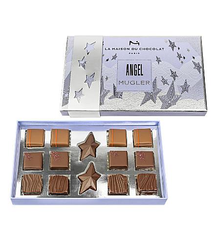 LA MAISON DU CHOCOLAT Angel Mugler gift box 84g