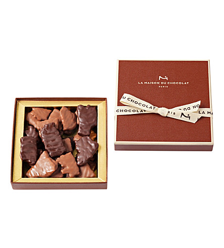 LA MAISON DU CHOCOLAT Coffret Rocher gift box 235g