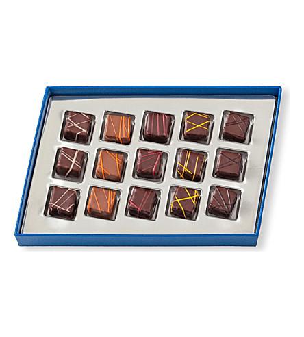 LA MAISON DU CHOCOLAT Envol 15-piece chocolate ganache selection