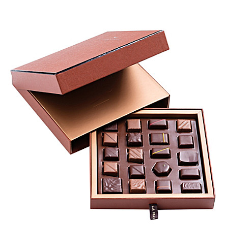 LA MAISON DU CHOCOLAT Initiation 20-piece chocolate selection