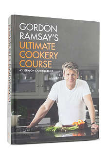 BOOKSHOP Gordon Ramsay's Ultimate Cookery Course by Gordon Ramsay