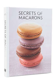 BOOKSHOP Secrets of Macarons by Jose Marechal