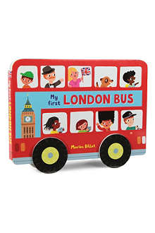 WH SMITH Whizzy Wheels: London Bus by Marion Billet