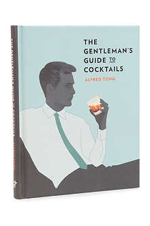 BOOKSHOP The Gentleman's Guide to Cocktails by Alfred Tong