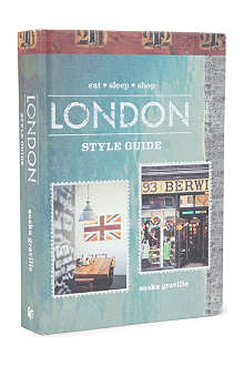 WH SMITH London Style Guide by Saska Graville