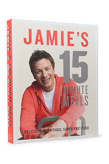 BOOKSHOP Jamie's 15 Minute Meals by Jamie Oliver