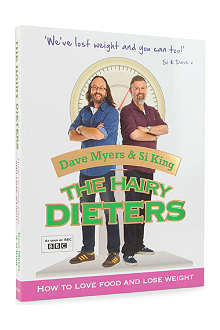 BOOKSHOP The Hairy Dieters: How To Love Food and Lose Weight by Dave Myers and Si King