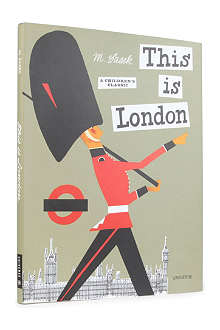 WH SMITH This Is London by Miroslav Sasek