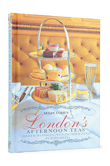 WH SMITH London's Afternoon Teas by Susan Cohen