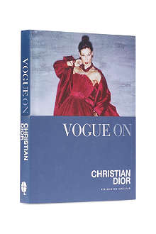 BOOKSHOP Vogue On: Christian Dior by Charlotte Sinclair