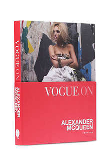 BOOKSHOP Vogue On: Alexander McQueen