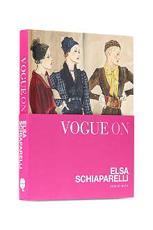 BOOKSHOP Vogue On: Elsa Schiaparelli by Judith Watt