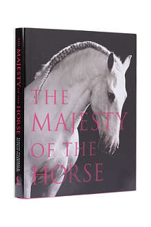 BOOKSHOP Majesty of the Horse: An Illustrated History by Tamsin Pickeral and Astrid Harrison