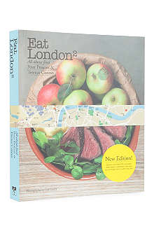 WH SMITH Eat London 2: All About Food by Peter Prescott and Terence Conran