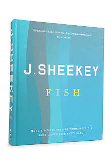 BOOKSHOP J. Sheekey Fish by Tim Hughes, Allan Jenkins and Howard Sooley