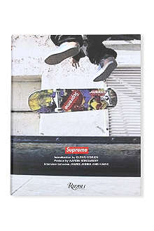 WH SMITH Supreme: Downtown New York Skate Culture by Aaron Bondaroff