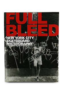 BOOKSHOP Full Bleed: New York City Skateboard Photography by Alex Corporan