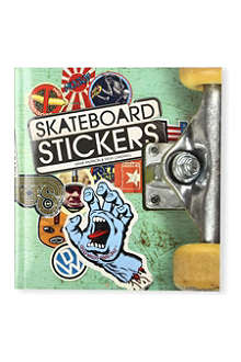 WH SMITH Skateboard Stickers by Mark Munson