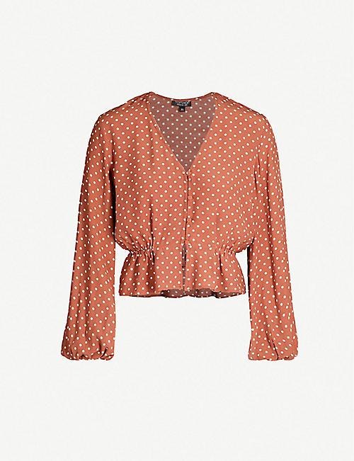 e3bafb85942 Shirts   blouses - Tops - Clothing - Womens - Selfridges
