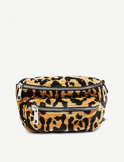 e94d5eb71e00b TOPSHOP - Kenya leopard-print bum bag
