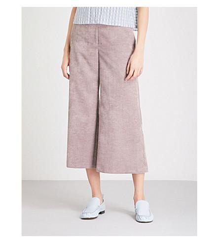 Pantalón malva TOPSHOP pana de ancho nUvwanOYF