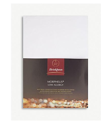 YVES DELORME MORPHEUS® dust mite mattress barrier 180x200cm (White