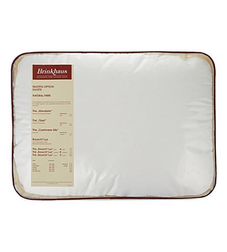 BRINKHAUS Bauschi® Lux warm duvet