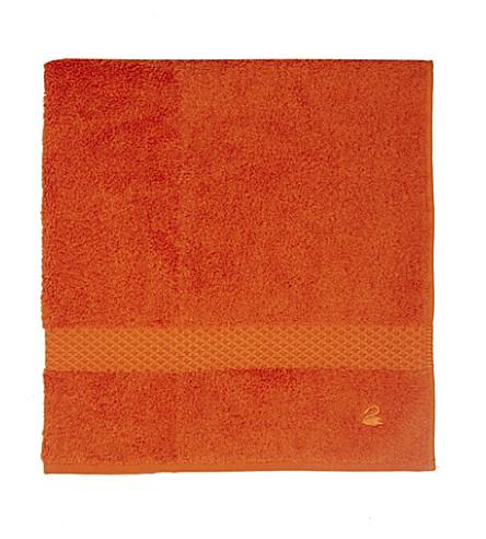 YVES DELORME 凯旋棉客人毛巾 (橙色