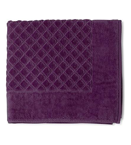 YVES DELORME Etoile bath mat (Figue