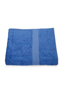 YVES DELORME Etoile face cloth cobalt