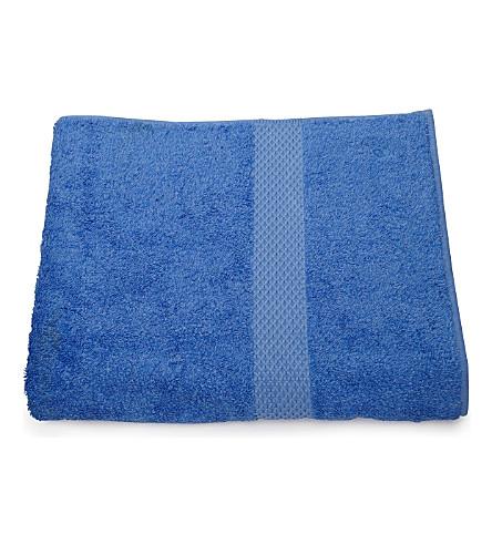 YVES DELORME Etoile face cloth cobalt (Cobalt