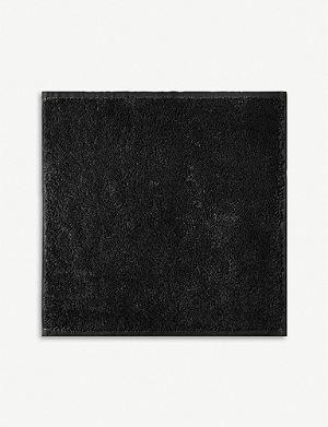 YVES DELORME Etoile guest towel noir