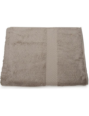 YVES DELORME Etoile guest towel pierre
