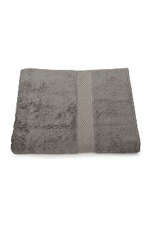 YVES DELORME Etoile guest towel platine