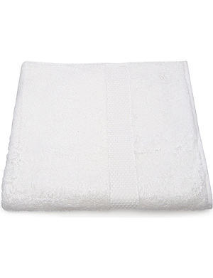 YVES DELORME Etoile hand towel white