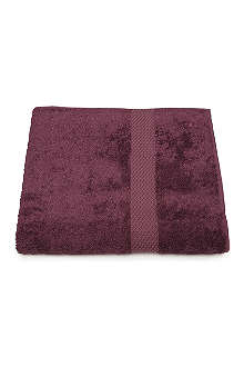 YVES DELORME Etoile hand towel figue