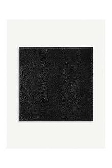YVES DELORME Etoile hand towel noir