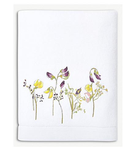 YVES DELORME Senteur cotton towel (Pollen